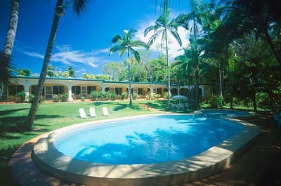 Villa Marine Seaside Holiday Apartments - Accommodation Resorts
