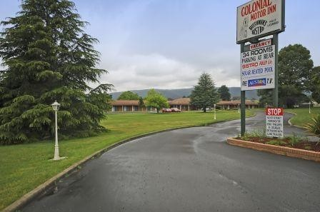 Colonial Motor Inn - Lithgow - Accommodation Resorts