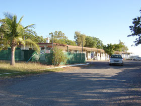 Hughenden Rest-Easi Motel amp Caravan Park - Accommodation Resorts