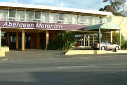 Aberdeen Motor Inn - Accommodation Resorts