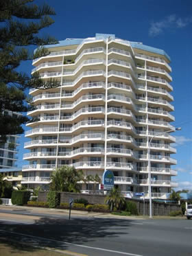 Meridian Tower - Accommodation Resorts