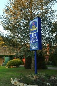 Best Western High Country Motor Inn - Accommodation Resorts