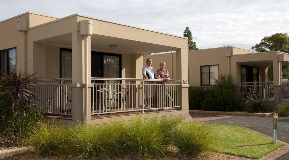 Berri Riverside Caravan Park - Accommodation Resorts