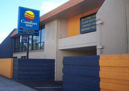 Comfort Inn Traralgon - Accommodation Resorts