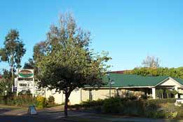 Riverland Motor Inn - Accommodation Resorts