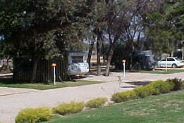 Paringa Caravan Park - Accommodation Resorts