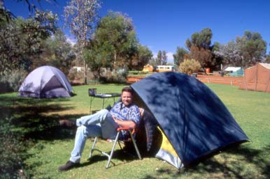 Voyages Ayers Rock Camp Ground - Accommodation Resorts
