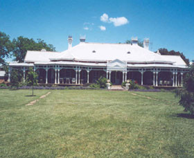 Coombing Park Homestead - Accommodation Resorts