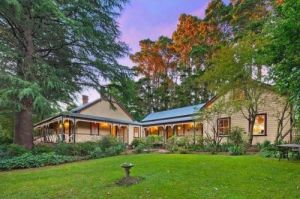 Glen Isla Historic Blue Mountains Accommodation - Accommodation Resorts