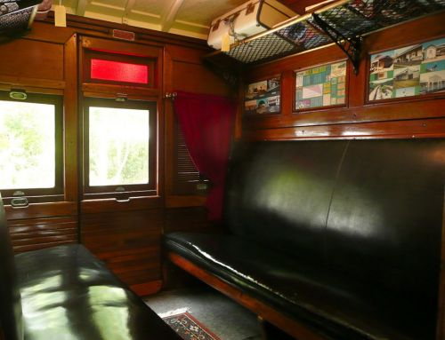 Mt Nebo Railway Carriage amp Chalet - Accommodation Resorts