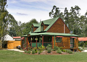 Mystic Mountains Holiday Cottages - Accommodation Resorts