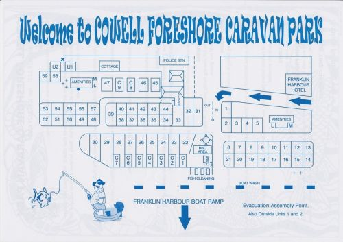 Cowell Foreshore Caravan Park amp Holiday Units - Accommodation Resorts