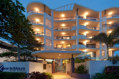 Meridian Alex Beach Apartments - Accommodation Resorts