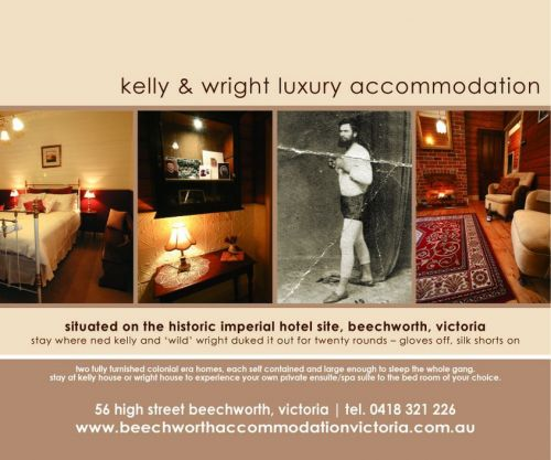 Beechworth Accommodation Victoria - Accommodation Resorts