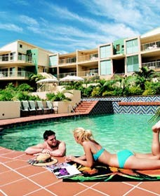 Headland Beach Resort - Accommodation Resorts