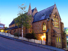 Pendragon Hall - Hobart church - Accommodation Resorts