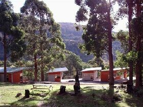 Base Camp Tasmania - Accommodation Resorts