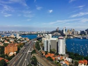 Meriton Serviced Apartments North Sydney - Accommodation Resorts