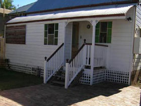 A Pine Cottage - Accommodation Resorts