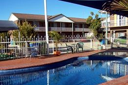 Albury Classic Motor Inn - Accommodation Resorts