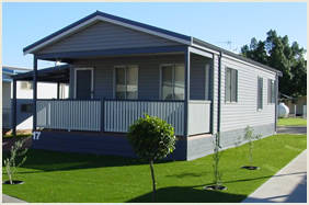 Merredin Tourist Park - Accommodation Resorts