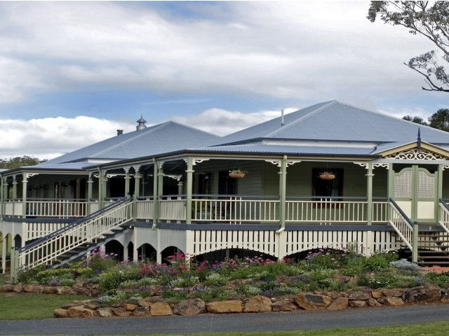 The Sanctuary Springbrook Guest House Cottage - Accommodation Resorts