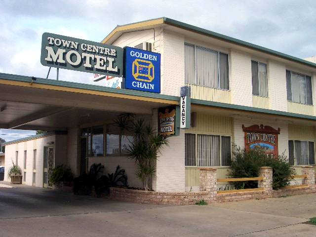 Town Centre Motel - Accommodation Resorts