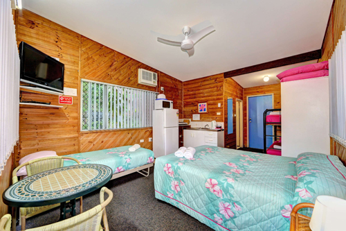 Bargara Gardens Motel and Holiday Villas - Accommodation Resorts