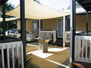 Yarraby Holiday Park - Accommodation Resorts