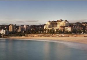 Crowne Plaza Coogee Beach - Accommodation Resorts