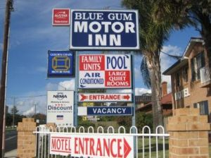 Blue Gum Motor Inn - Accommodation Resorts