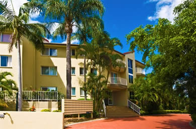 Bayview Waters Apartments - Accommodation Resorts