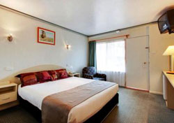 Econolodge Griffith Motor Inn - Accommodation Resorts