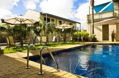 Moonlight Bay Resort - Accommodation Resorts