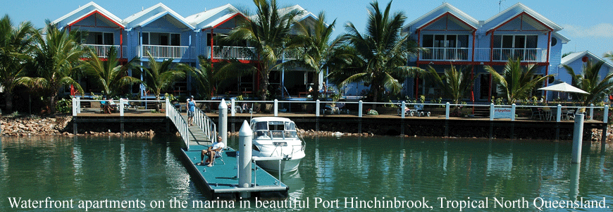 Ripples On The Marina Port Hinchinbrook - Accommodation Resorts
