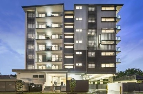 Quest Chermside on Playfield - Accommodation Resorts
