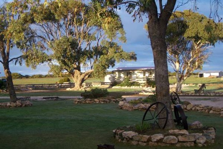 Coodlie Park - Port Kenny - Venus Bay - Accommodation Resorts