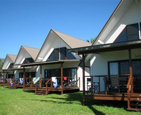 Cardwell Beachcomber Motel and Tourist Park - Accommodation Resorts