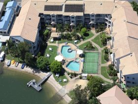 Pelican Cove Apartments - Accommodation Resorts