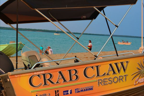 Crab Claw Island Resort - Accommodation Resorts