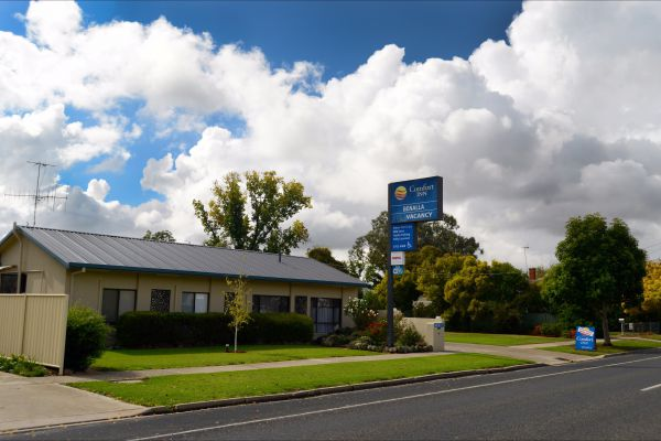 Comfort Inn Benalla - Accommodation Resorts