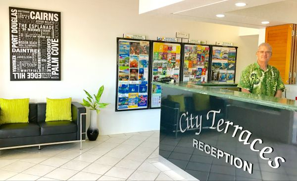 City Terraces - Holiday Apartments - Accommodation Resorts