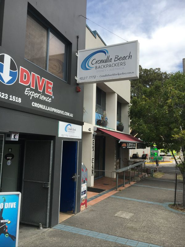 Cronulla Beach Backpackers - Accommodation Resorts