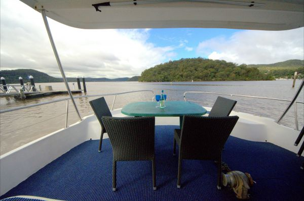 Luxury Afloat Hawkesbury River and Brooklyn - Accommodation Resorts