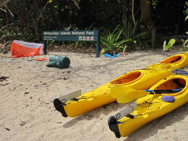 Molle Island National Park Whitsundays National Park Camping Ground - Accommodation Resorts