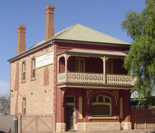 Savings Bank of South Australia - Old Quorn Branch - Accommodation Resorts
