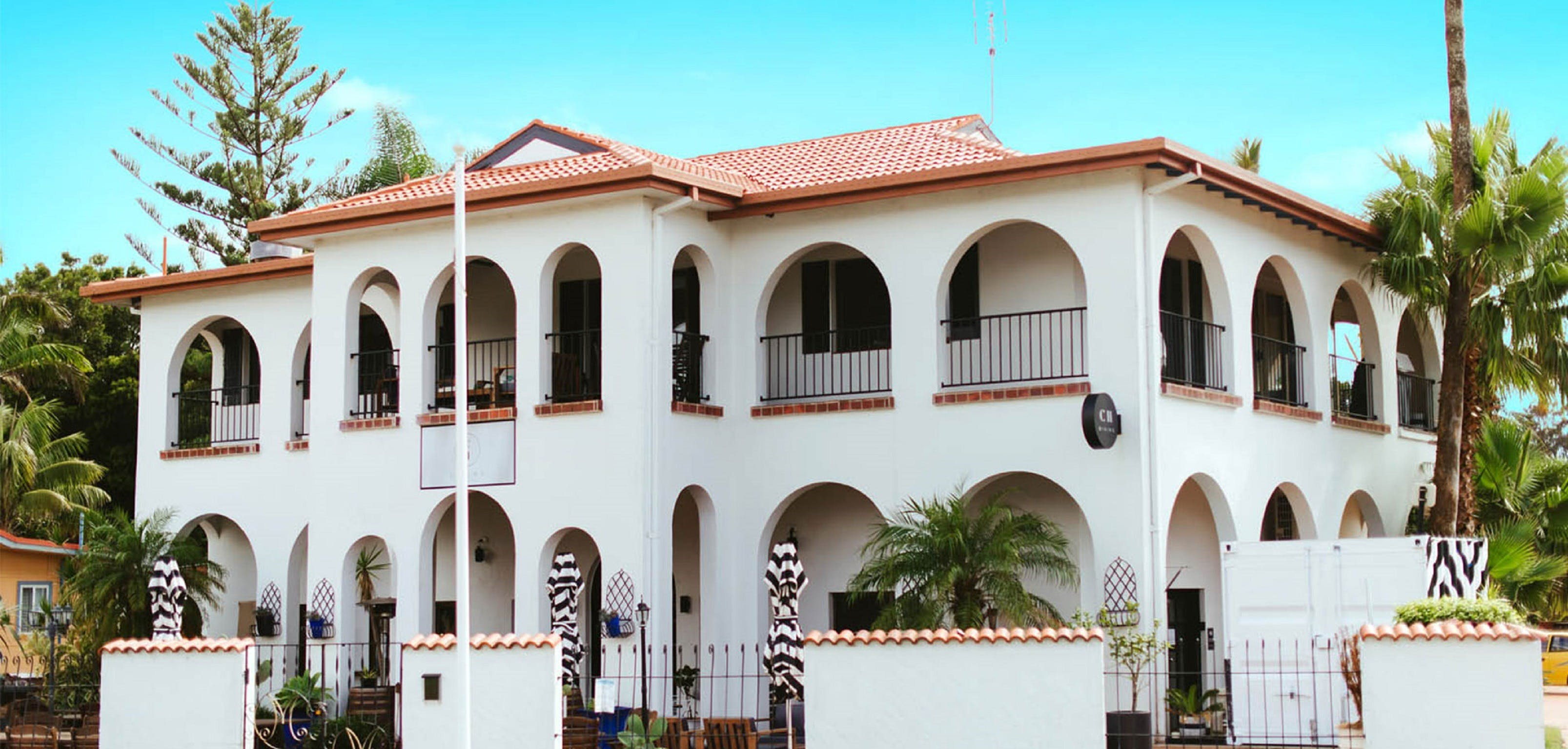 The Med Crescent Head - Accommodation Resorts