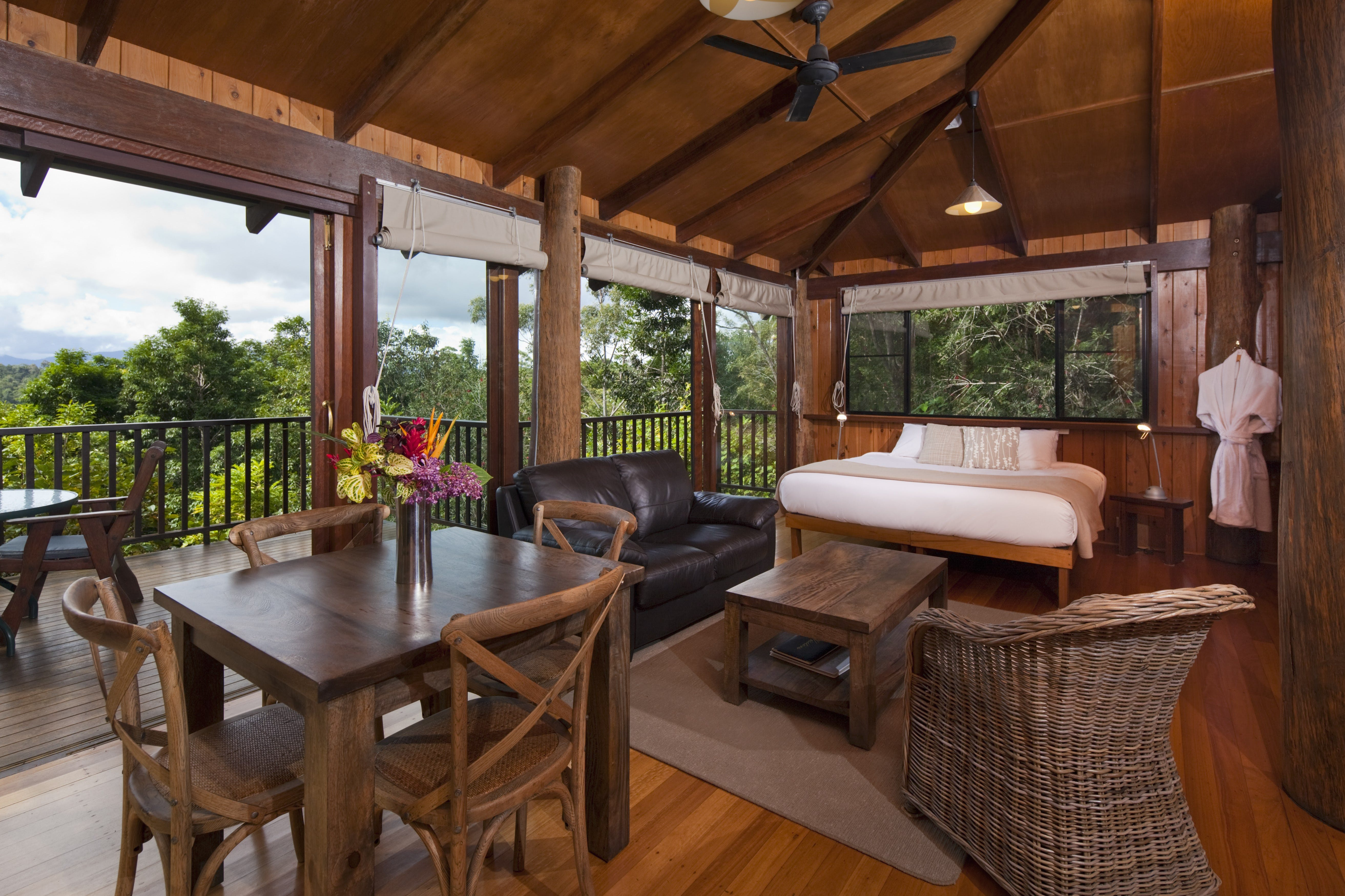 Rose Gums Wilderness Retreat - Accommodation Resorts