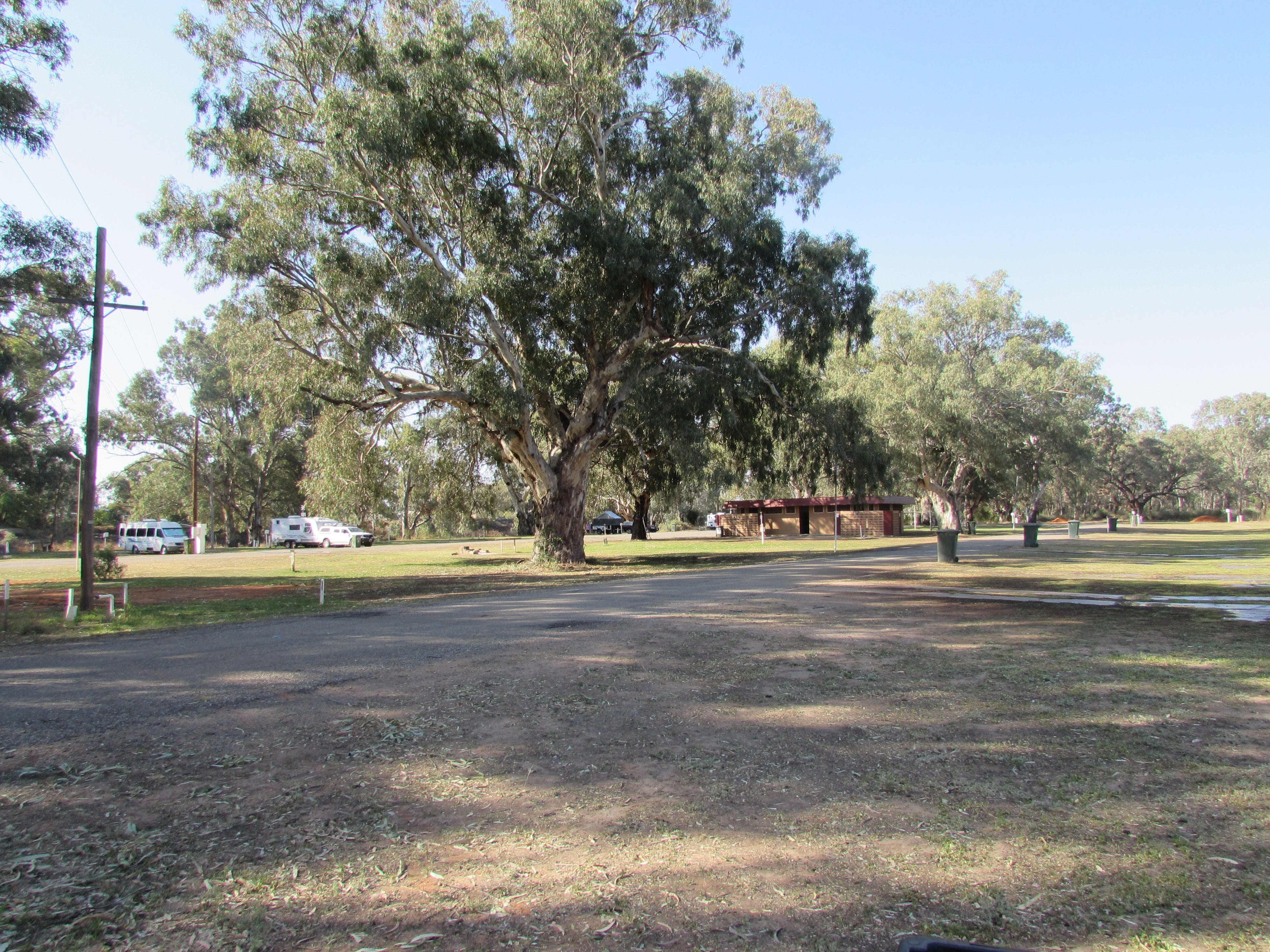 Victory Park Caravan Park - Accommodation Resorts