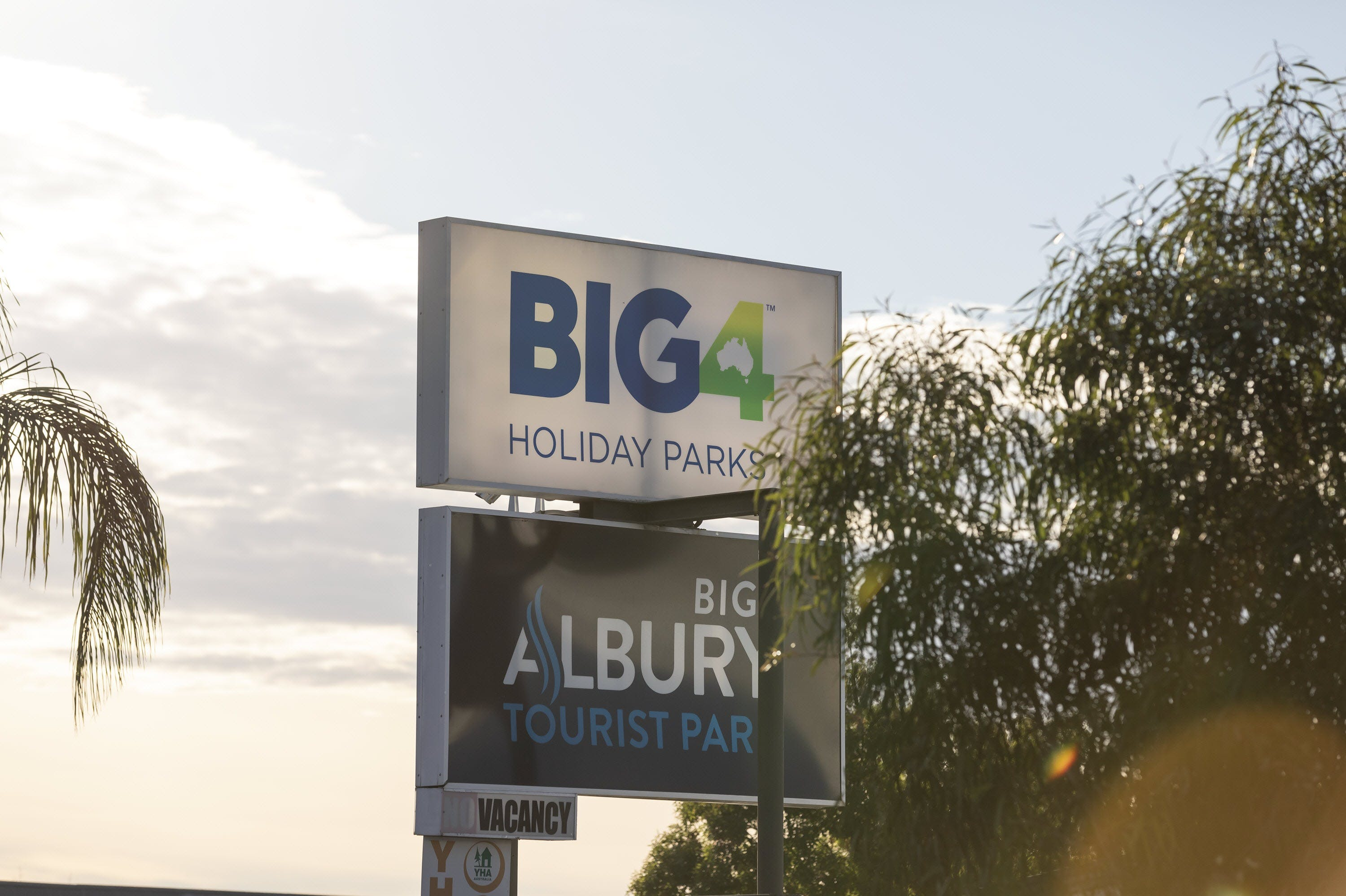 BIG4 Albury Tourist Park - Accommodation Resorts